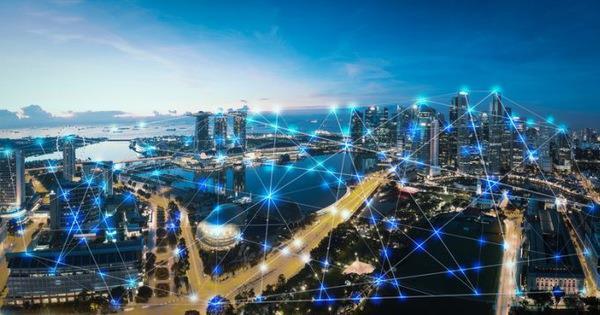 công nghệ cho thành phố thông minh