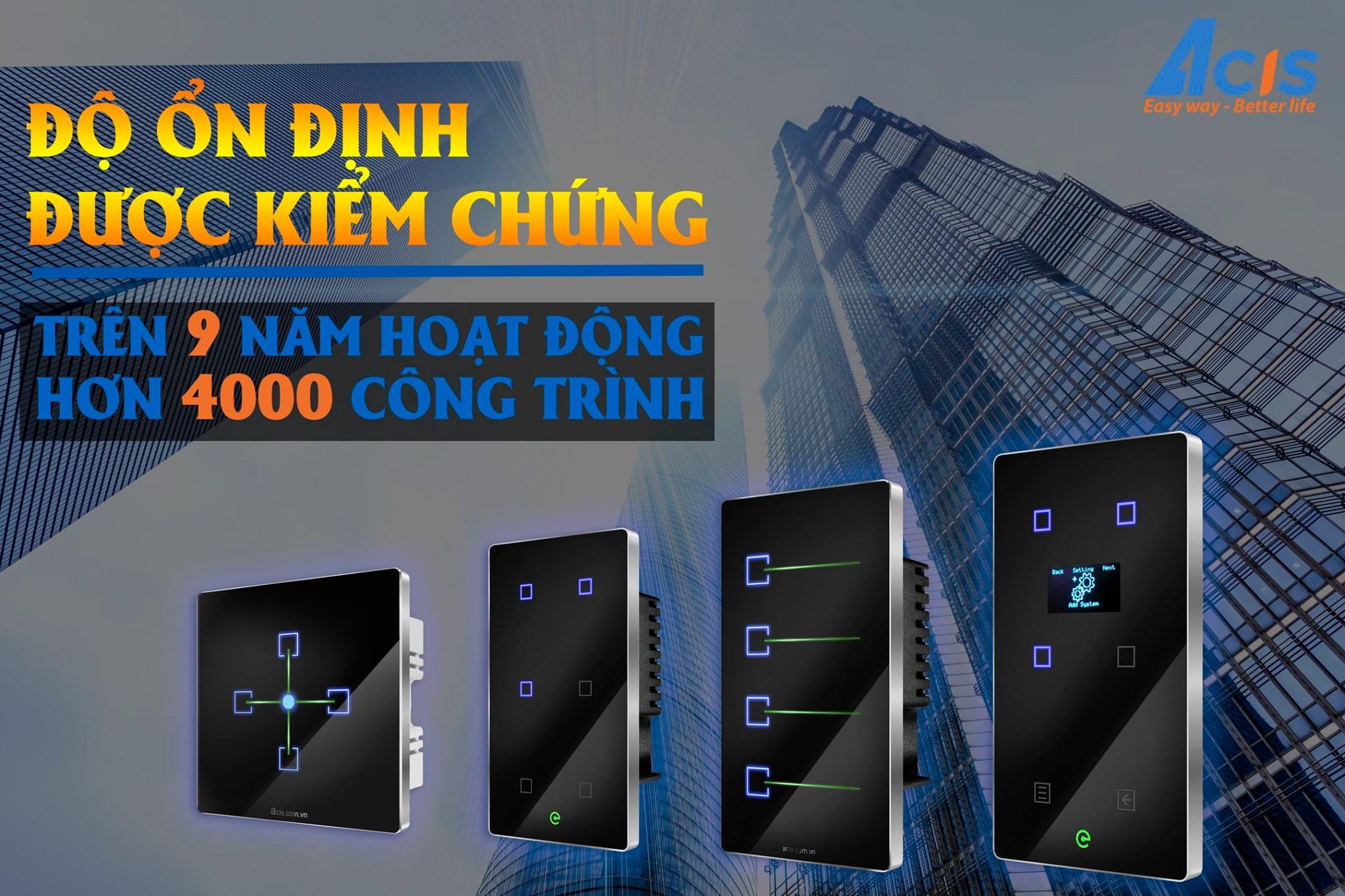 nhà thông minh uy tín tại Việt Nam