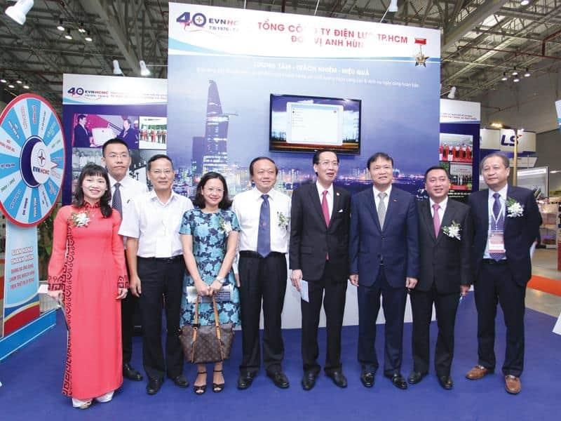 Vietnam ETE & Enertec Expo 2017: Thúc đẩy phát triển công nghệ năng lượng xanh 7