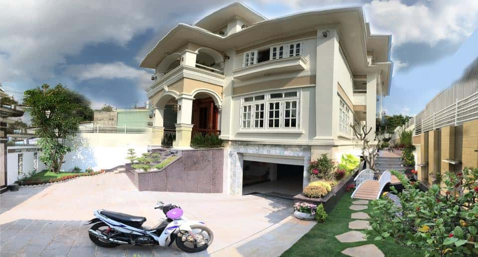 ACIS Smarthome project at Villa's Mr.Khanh - Gia Lai 19