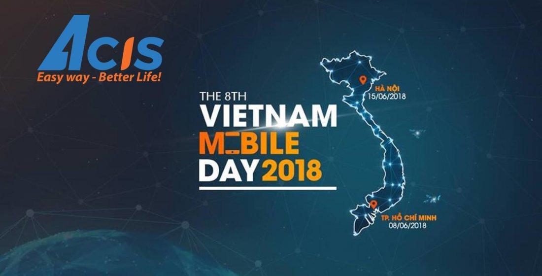 ACIS Smarthome tham dự Vietnam Mobile Day 2018 5