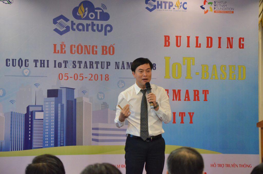 ACIS tham gia đồng hành cùng IoT Startup 2018 10