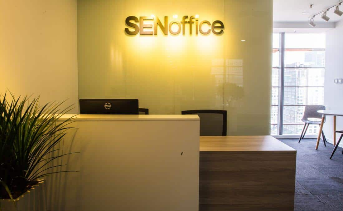 ACIS Smarthome at Sen Office project at Vincom Center Dong Khoi - HCM City 3