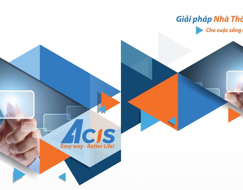 """ACIS ứng dụng AI đưa """"Nhà thông minh"""" nâng tầm thế giới 50"""