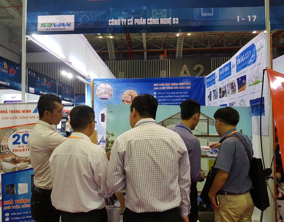 ACIS khởi động triển lãm quốc tế Vietnam ICT COMM 2018 35