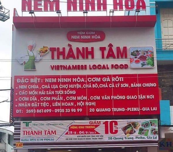 The ACIS smart electric project at Nem Ninh Hoa store - Gia Lai 52