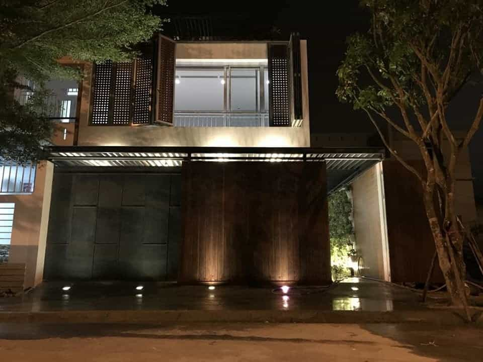 ACIS SmartHome project at the villa of Mr Nhan - Phuoc Long urban area (Nha Trang) 1