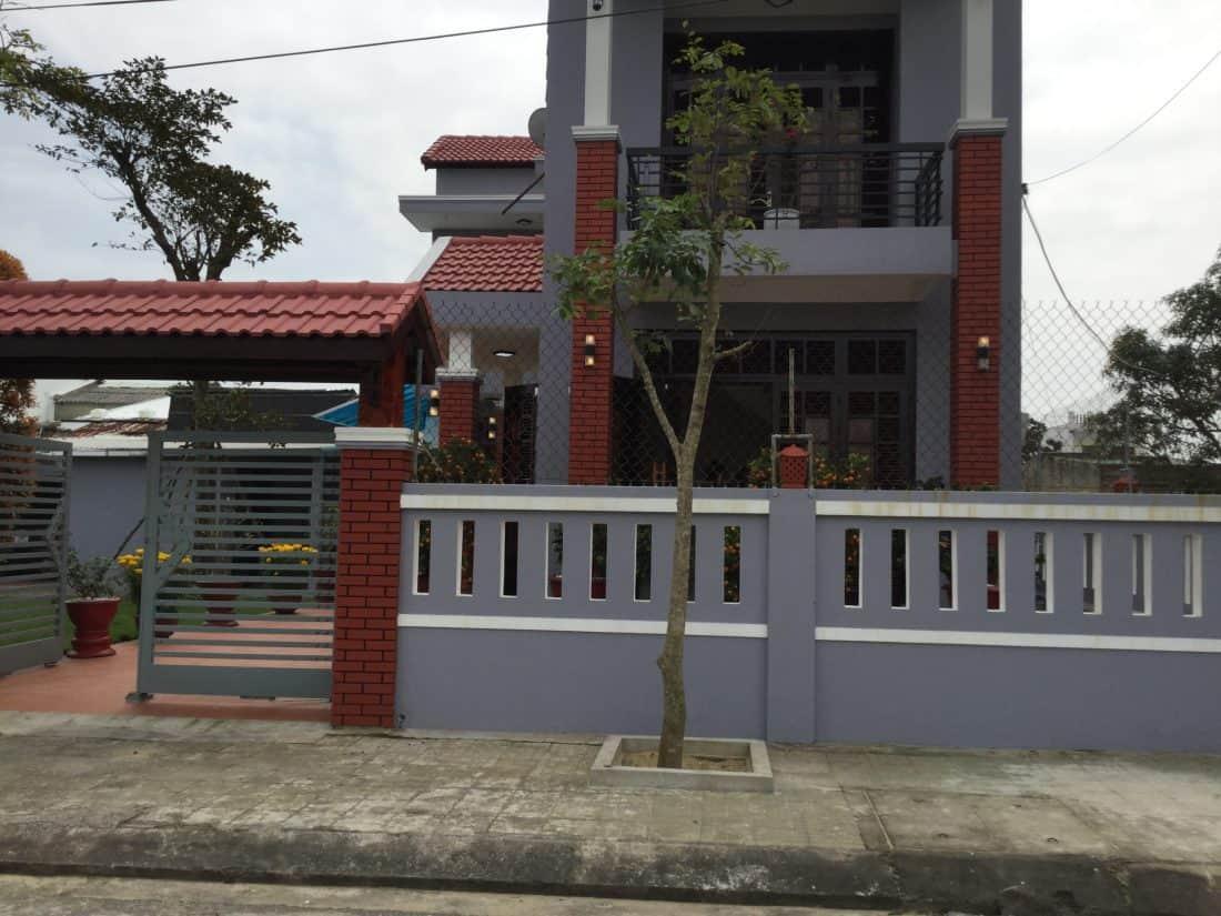 ACIS smart home project at Uncle Loi - Da Nang housing project 3
