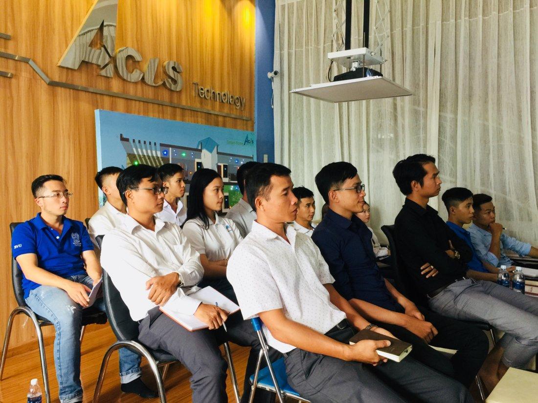 """Chương trình Đào tạo kỹ thuật thi công """"Giải pháp nhà thông minh ACIS"""" 7"""