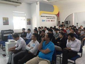Acis tổ chức workshop chia sẻ kiến thức công nghệ và đón đoàn tham quan nhà mẫu Thủ Đức 6