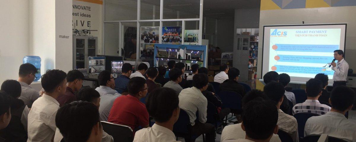 Acis tổ chức workshop chia sẻ kiến thức công nghệ và đón đoàn tham quan nhà mẫu Thủ Đức 4