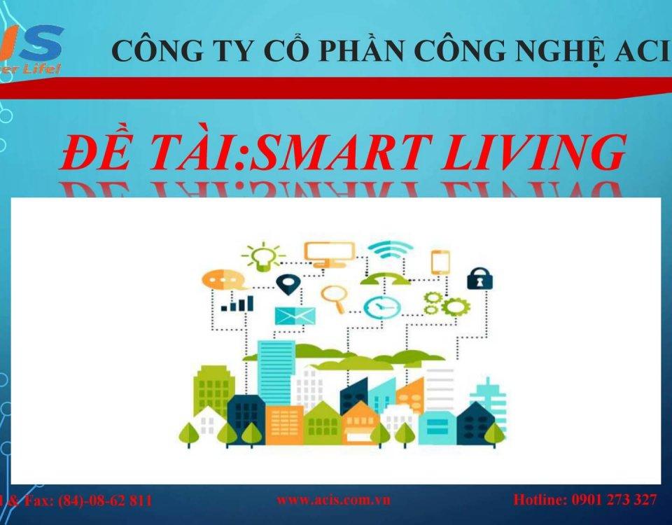 Acis ra đề thi IoT Startup 2019: Xây dựng giải pháp cho Smart Living 39
