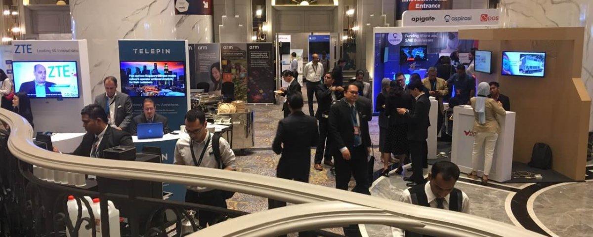 Acis tham gia sự kiện công nghệ quốc tế M360 tại Kuala Lumpur, Malaysia 4