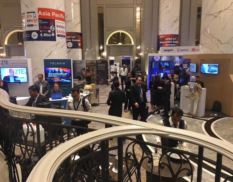Acis tham gia sự kiện công nghệ quốc tế M360 tại Kuala Lumpur, Malaysia 21