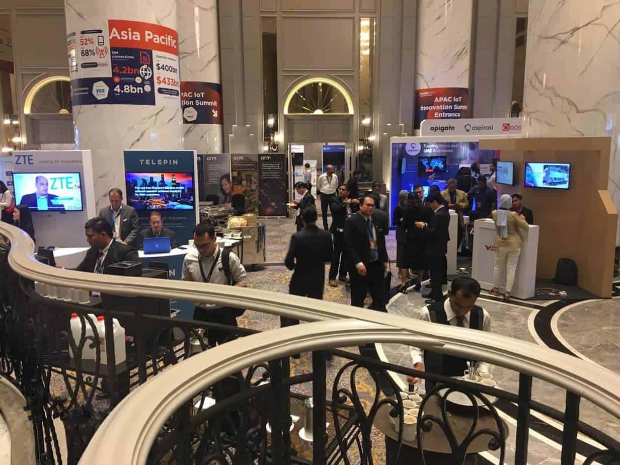 Acis tham gia sự kiện công nghệ quốc tế M360 tại Kuala Lumpur, Malaysia 5