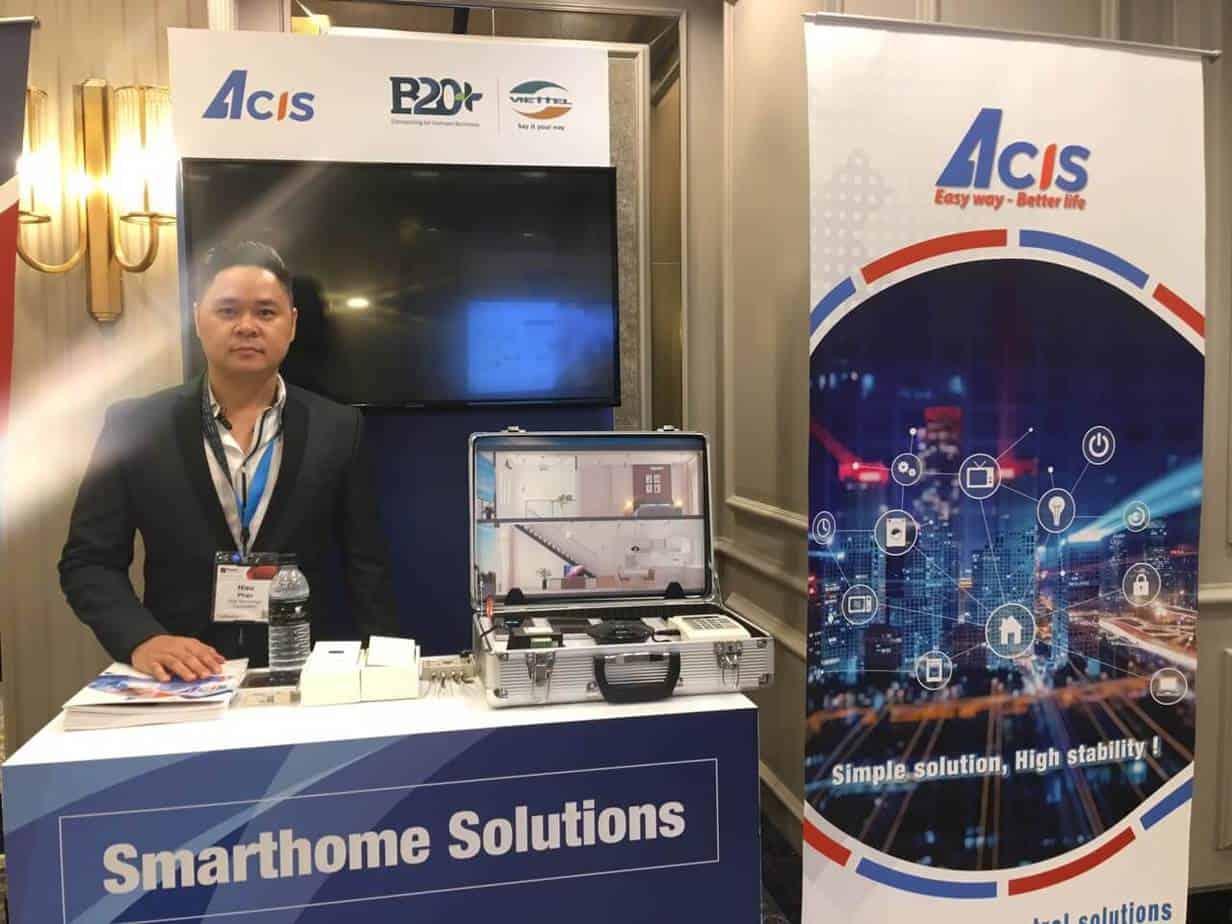 Acis tham gia sự kiện công nghệ quốc tế M360 tại Kuala Lumpur, Malaysia 6