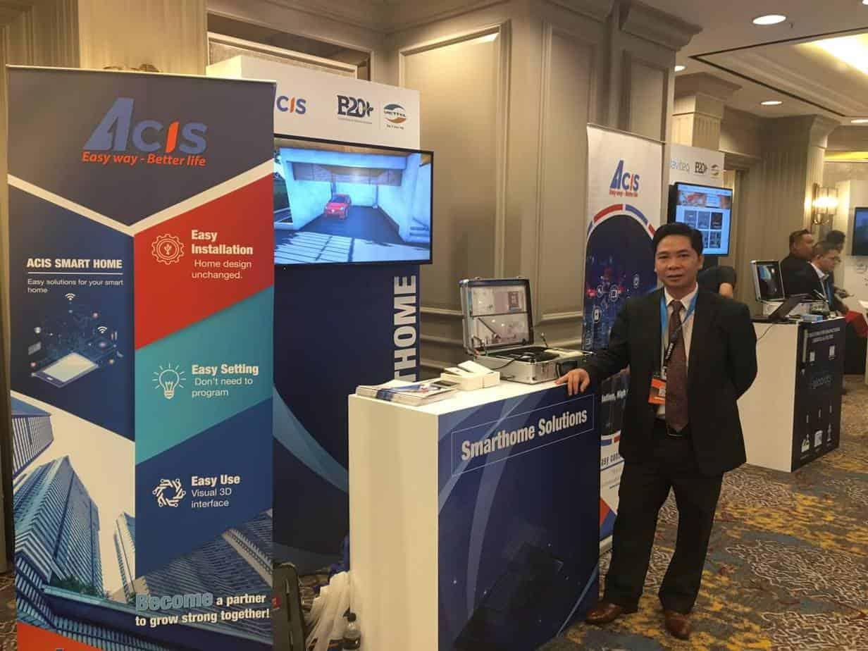 Acis tham gia sự kiện công nghệ quốc tế M360 tại Kuala Lumpur, Malaysia 7
