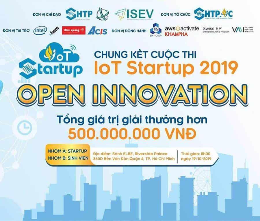Acis Làm Giám Khảo Chung Kết Cuộc Thi Iot 2019 5
