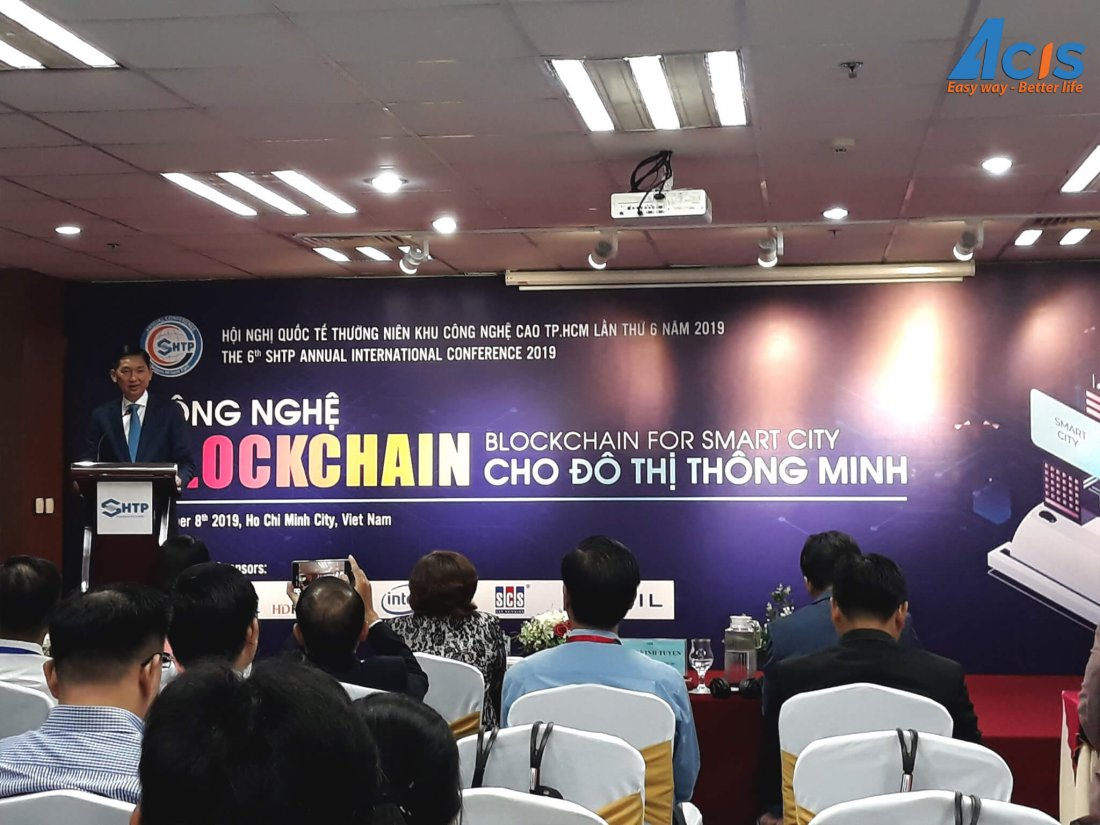 Acis Tham Dự Hội Nghị Quốc Tế Thường Niên Khu Công Nghệ Cao 2019 3