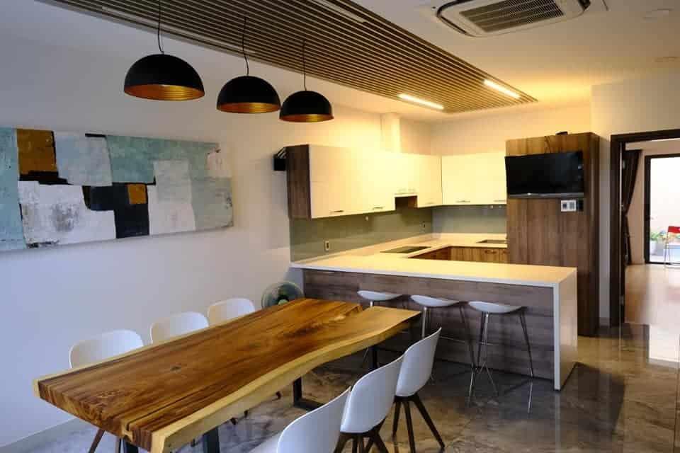 Kiến trúc sư HCM sửa soạn nhà đón tết với nhà thông minh Acis 6