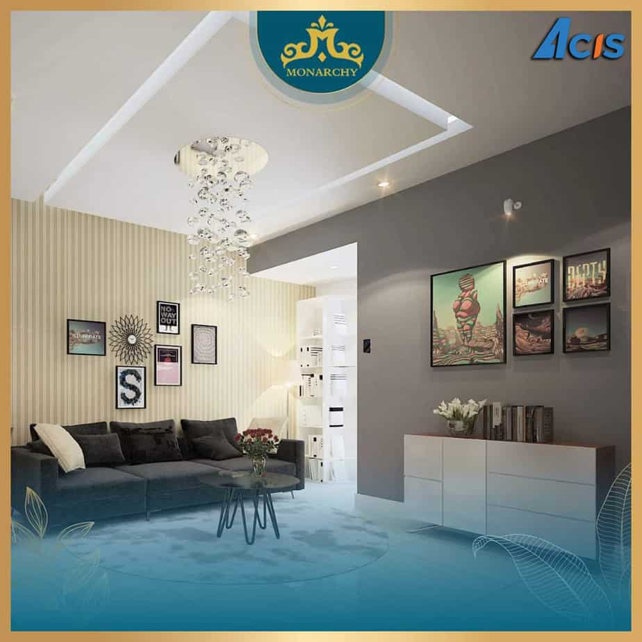 Mornachy Da Nang project is installed Acis smart home solutions 11