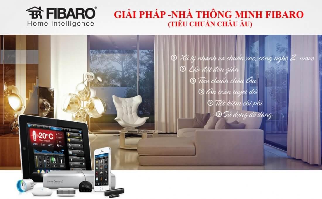 Fibaro SmartHome - Nhà Thông Minh Chất Lượng Đi Liền Giá Thành 13