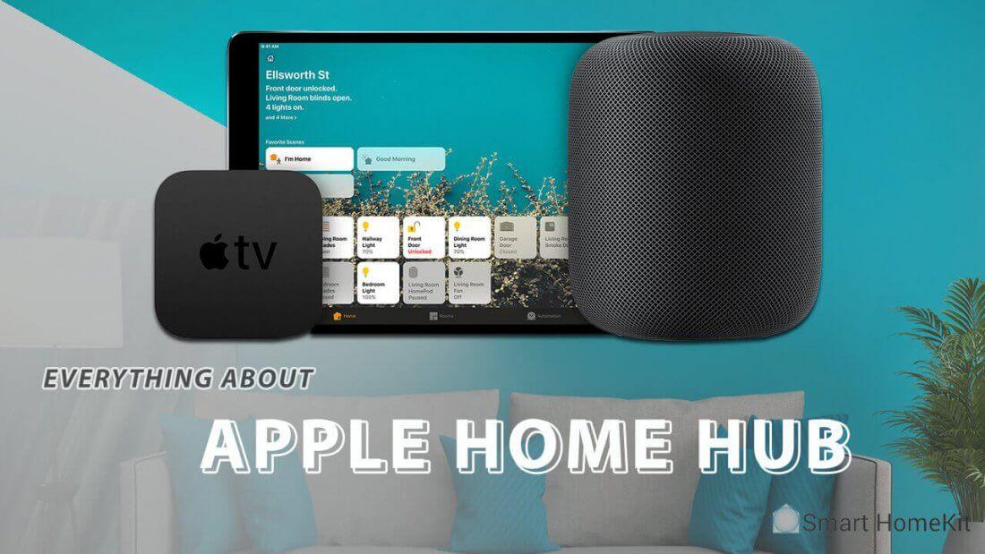 Top Điều Chưa Biết Về Nhà Thông Minh Apple Homekit 5