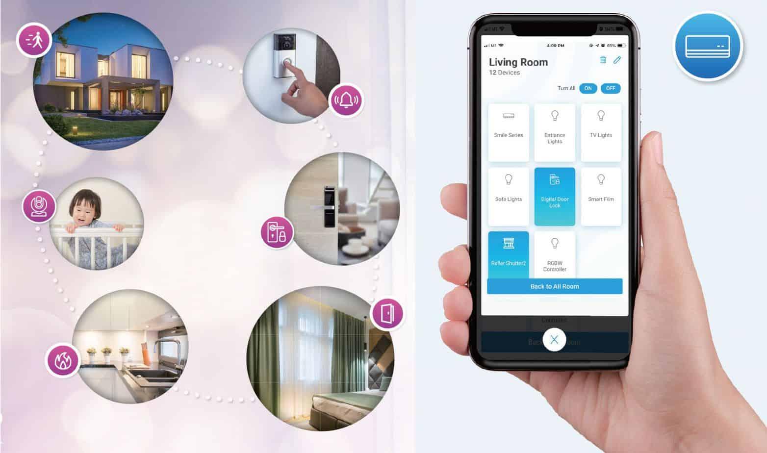Daikin Smarthome- Lựa chọn mới cho thị trường Việt 6