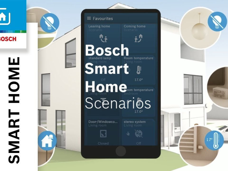 Top 3 thông tin về Bosch Smarthome 47
