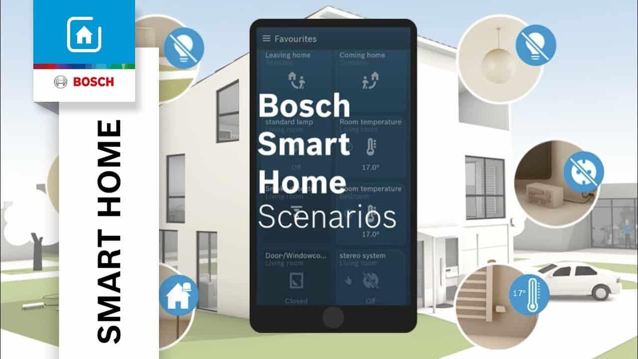 Top 3 Thông Tin Về Bosch Smarthome 6