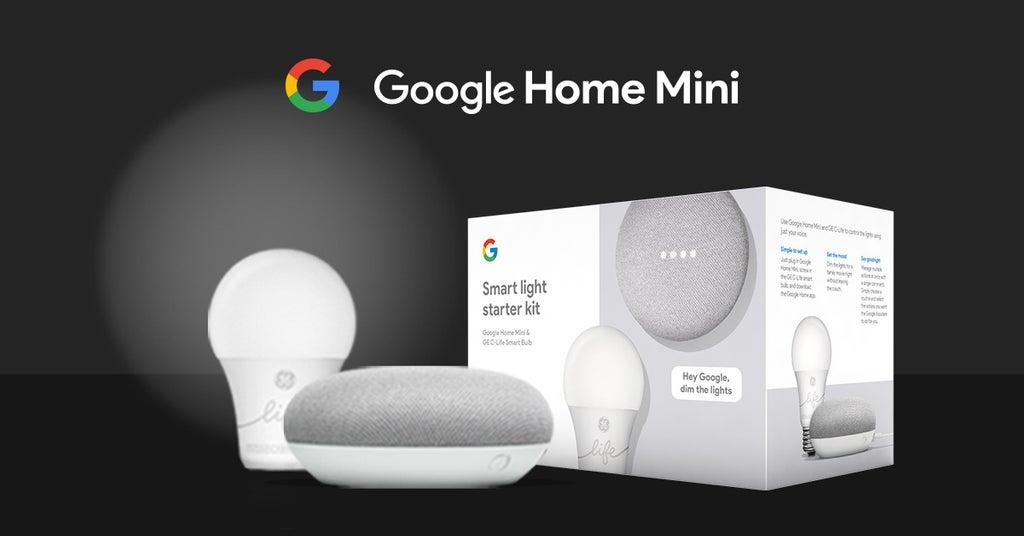 công nghệ nhà thông minh google home