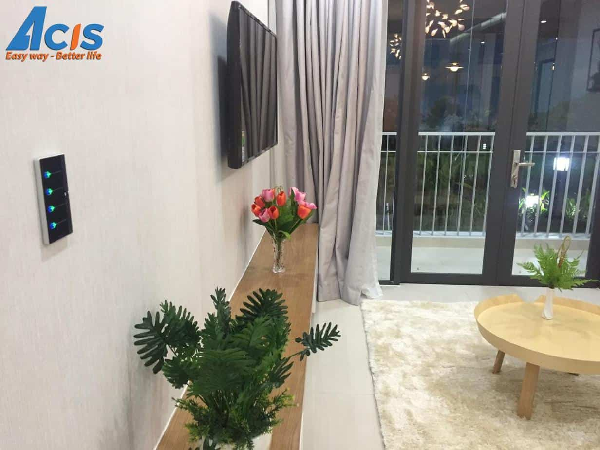 High Intela luxury apartment is installed Acis Smart Home solutions 7