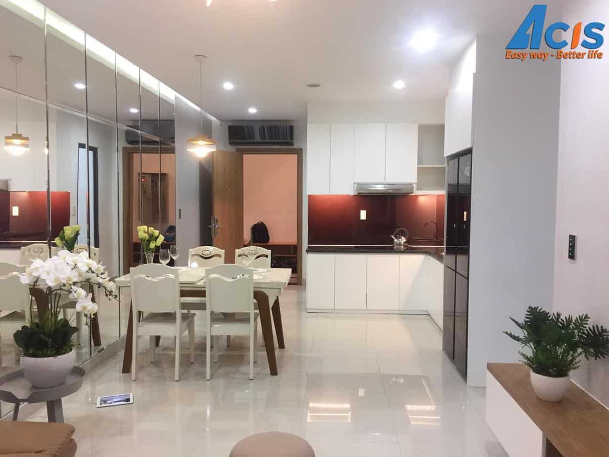 High Intela luxury apartment is installed Acis Smart Home solutions 5