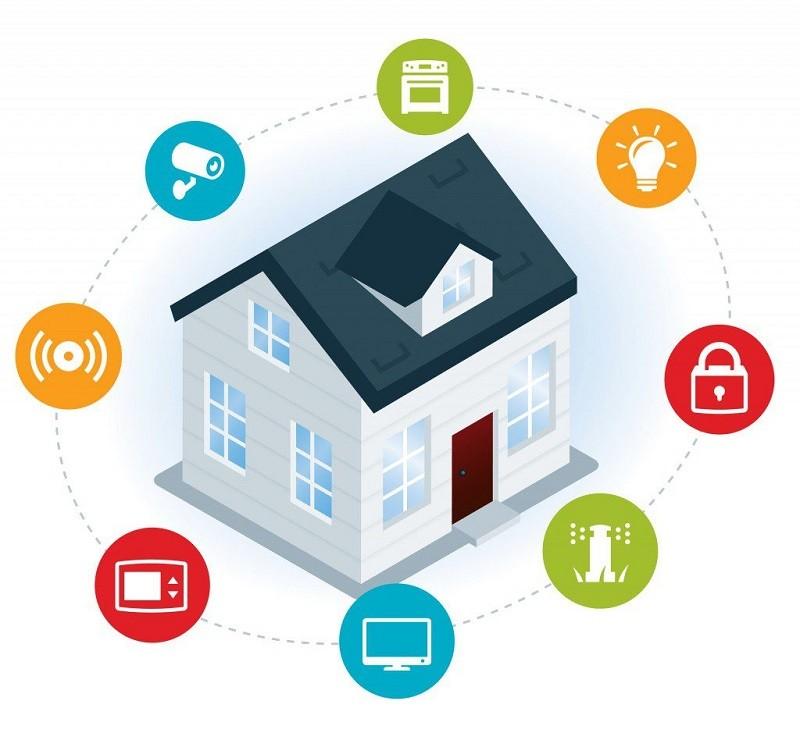 ứng dụng nhà thông minh google home