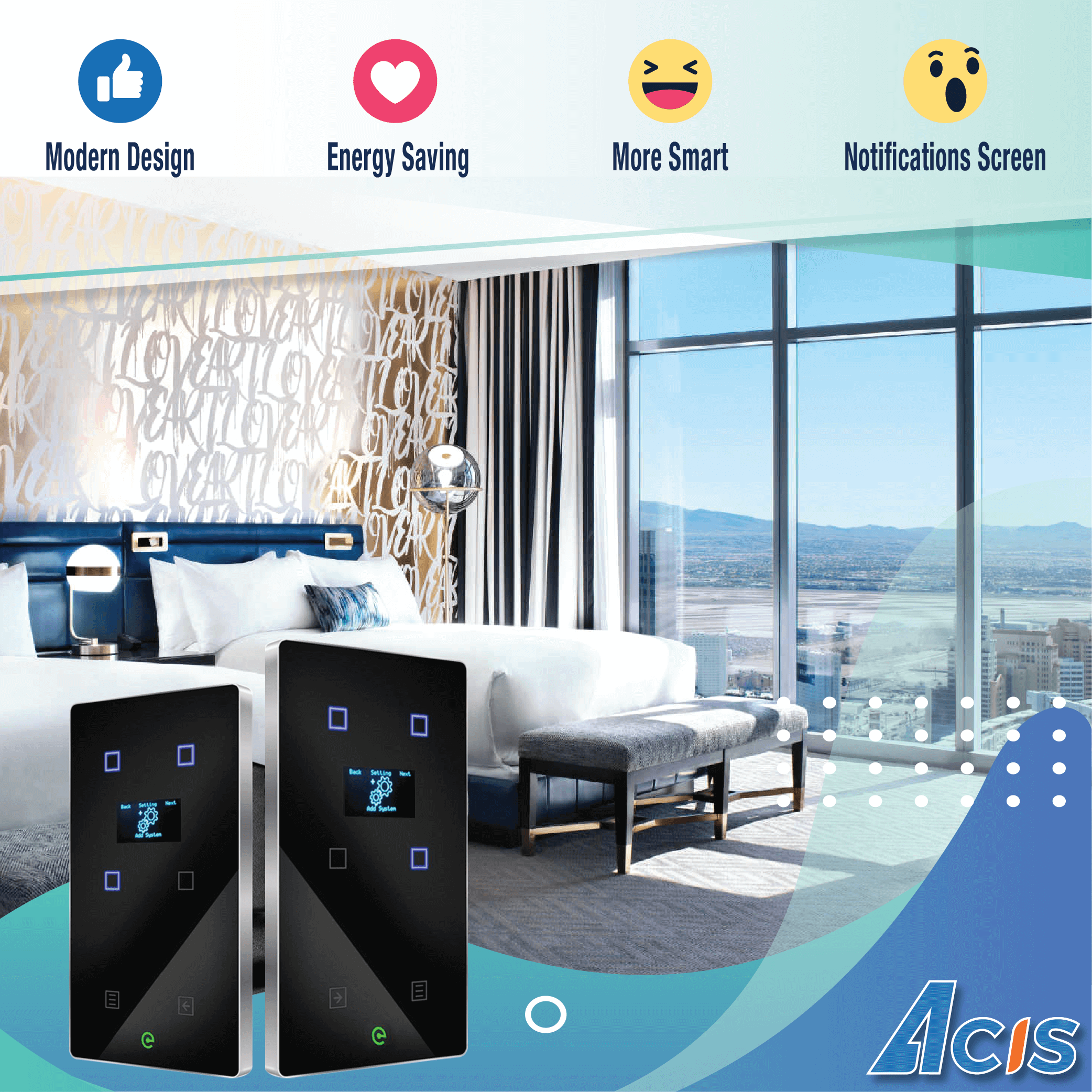 Acis Provides Smart Devices To Cam Ranh Mystery Project 8