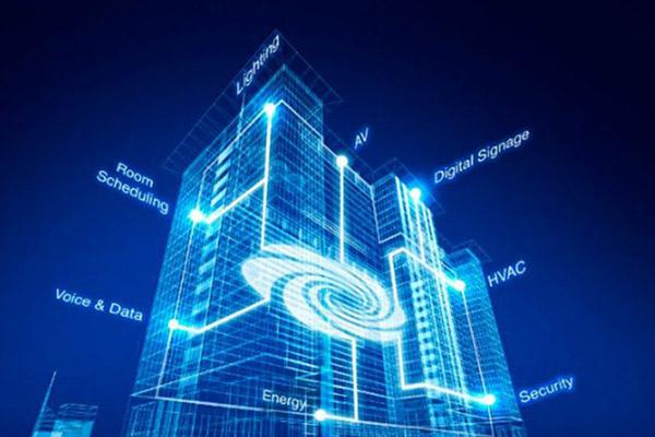 Smart Building la gi