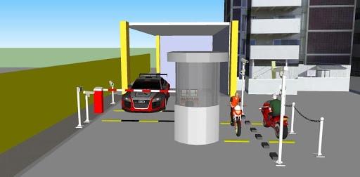 Bãi đỗ xe thông minh- Giải pháp của tương lai ! 4
