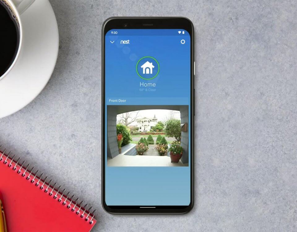Thêm an ninh cho ngôi nhà, sử dụng Google Nest Aware ! 10