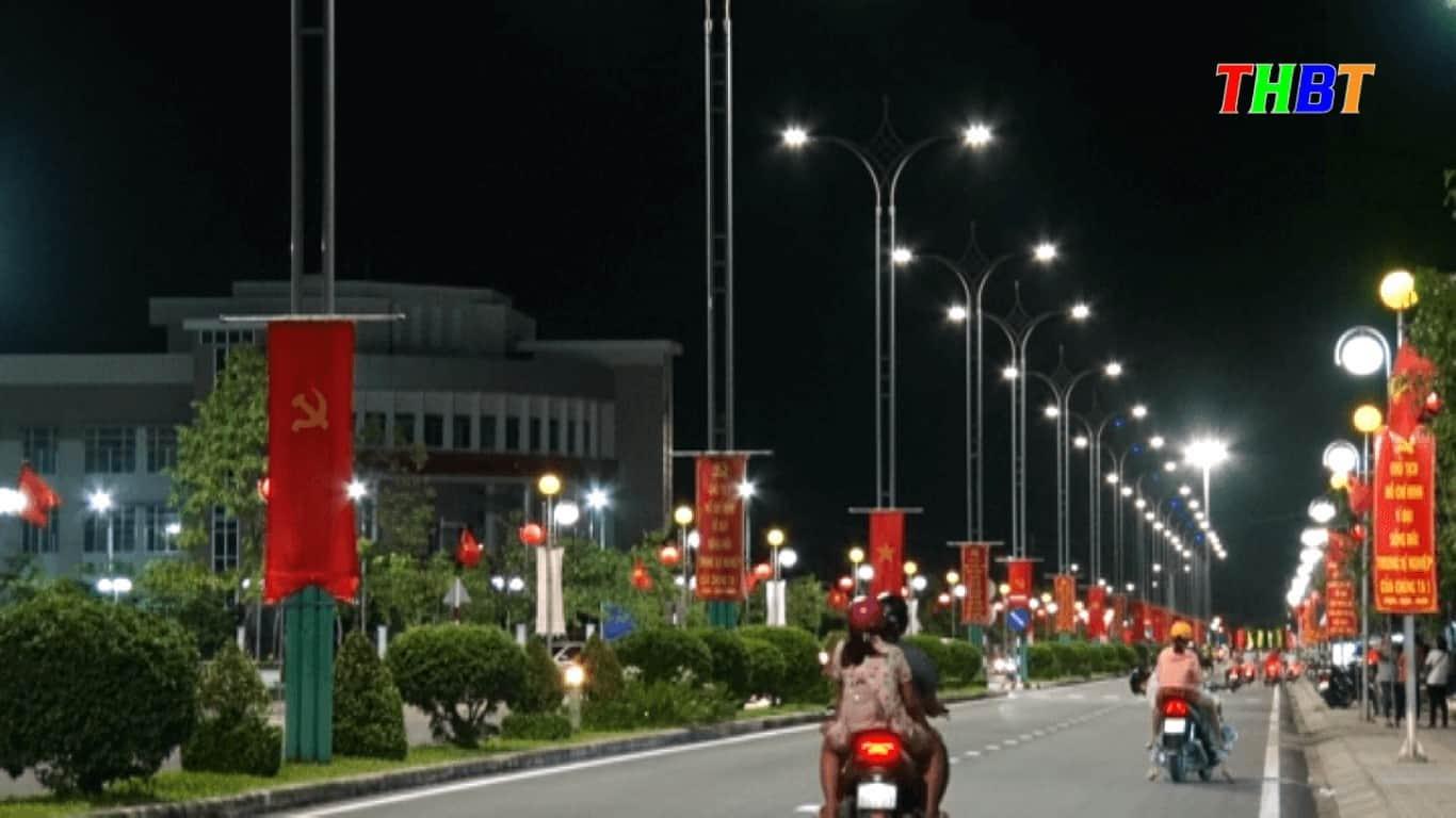 Thị Trường Đèn Điện Thông Minh chiếu sáng đô thị đang phát triển rất mạnh