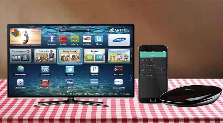 Chọn mua thiết bị thông minh của Logitech smarthome 9