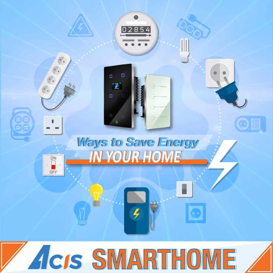 What Smart Devices Does Acis smart home Have?Controls To What? 9