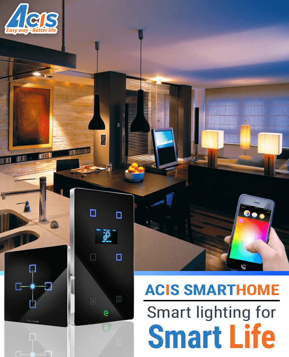 EVERYTHING YOU NEED TO KNOW ABOUT THE SMART LIGHTING SYSTEM 7