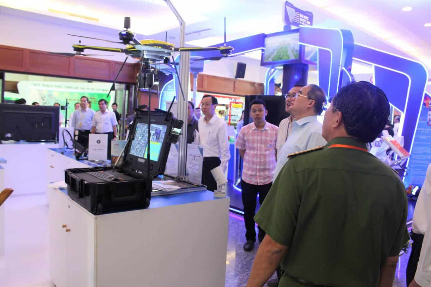 Nhà thông minh Acis tham gia triển lãm chào mừng Đại hội Đại biểu Đảng bộ TP.HCM 4