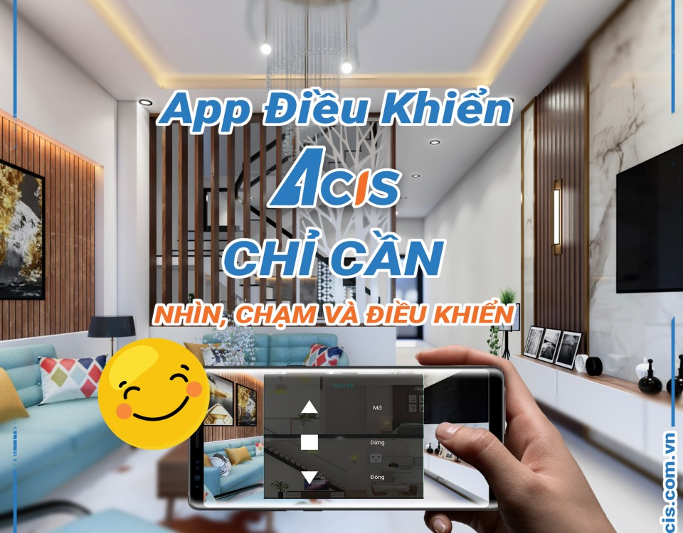 Phần mềm điều khiển nhà thông minh Acis có dễ sử dụng? 18