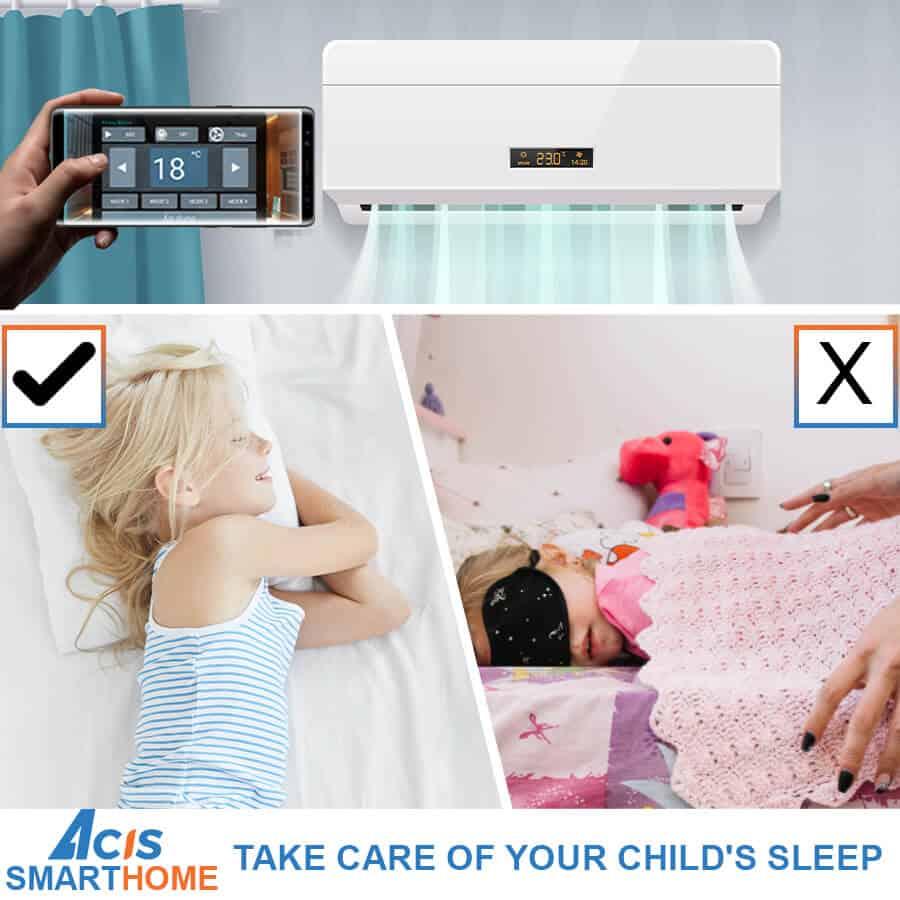 Giải pháp điều khiển máy lạnh bằng điện thoại? Bạn đã thử chưa? 3