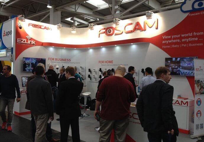 Đánh giá chất lượng camera Foscam 2