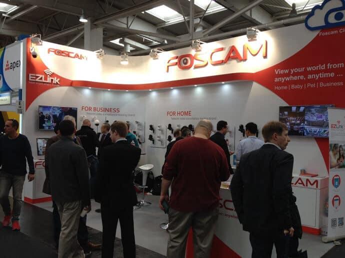 Đánh giá chất lượng camera Foscam 8