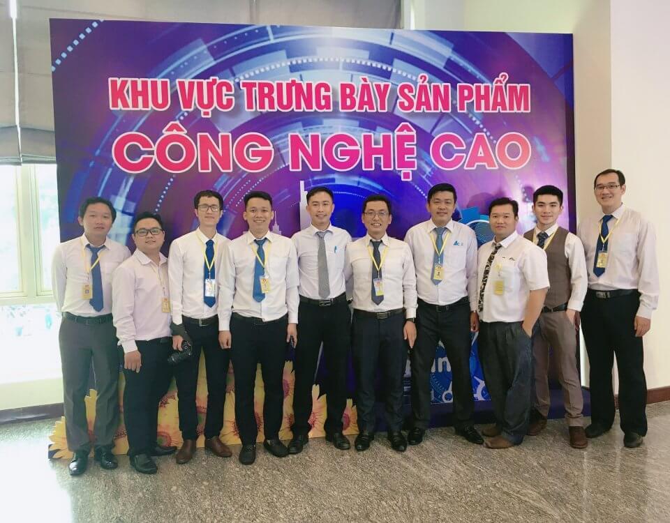Nhà thông minh Acis tham gia triển lãm chào mừng Đại hội Đại biểu Đảng bộ TP.HCM 8
