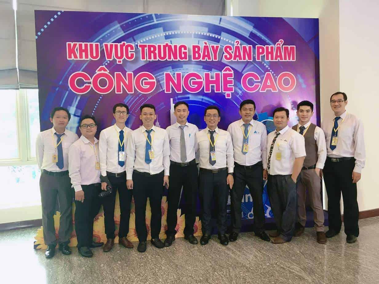 Nhà thông minh Acis tham gia triển lãm chào mừng Đại hội Đại biểu Đảng bộ TP.HCM 6