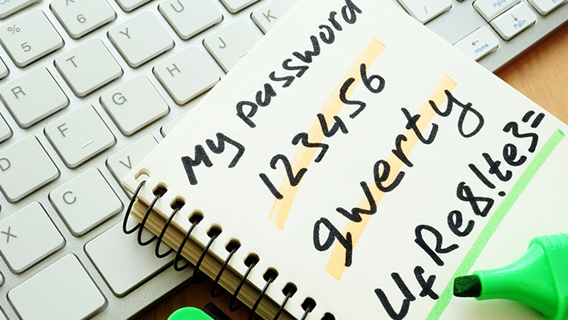 Sử dụng mật khẩu mạnh để tránh nhà thông minh của bạn bị hack